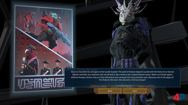 Screenshot - Age of Wonders: Planetfall - Invasions (PC)