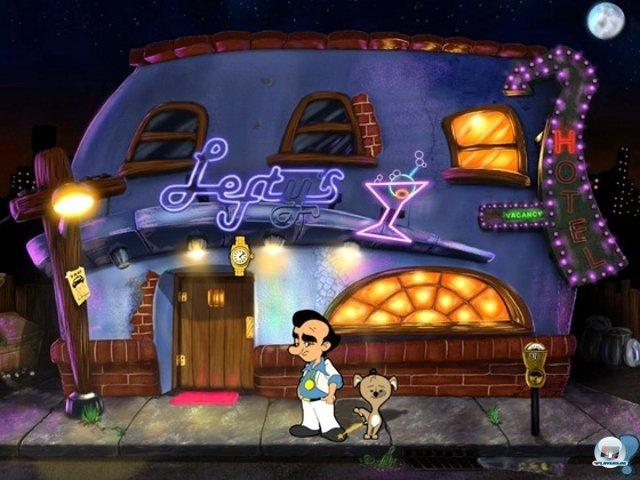 <b>Make Leisure Suit Larry come again! </b> <br><br> Tim Schafers Idee hat auch andere Star-Entwickler der Adventure-Szene aufgerüttelt. Al Lowe will zusammen mit Replay Games seinen schlüpfrigen Klassiker Leisure Suit Larry auferstehen lassen - in Form des runderneuerten Remakes