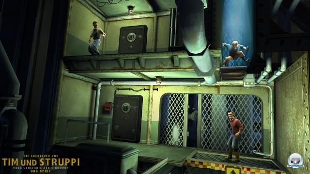 Screenshot - Tim und Struppi: Das Geheimnis der Einhorn (PlayStation3) 2252362