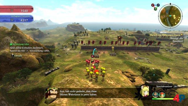 Screenshot - Ni No Kuni 2: Schicksal eines Königreichs (Switch) 92649405