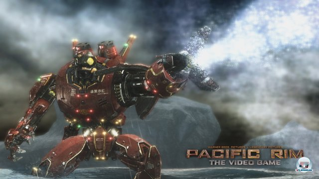 Screenshot - Pacific Rim: The Video Game (360) 92464959