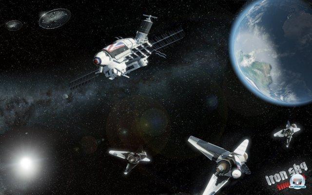 Screenshot - Iron Sky: Invasion (PC) 92405192