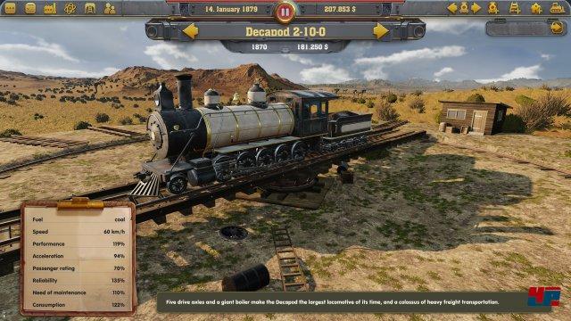 Screenshot - Railway Empire (Linux) 92540915