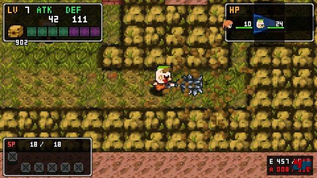 Screenshot - Cladun Returns: This Is Sengoku! (PC)