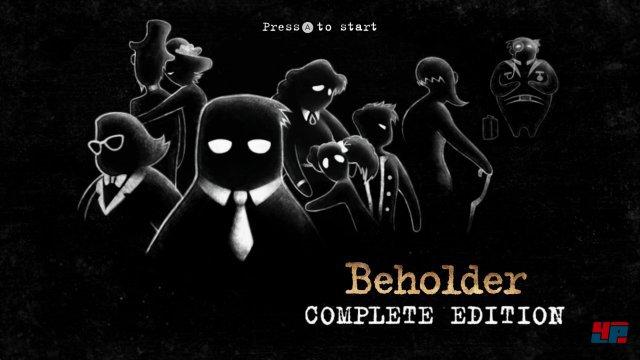 Screenshot - Beholder (Switch)