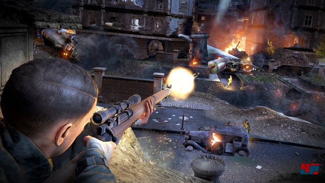 Screenshot - Sniper Elite V2 (PC) 92588005