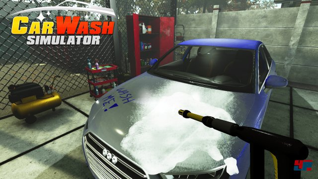 Screenshot - Car Wash Simulator (PC) 92579891