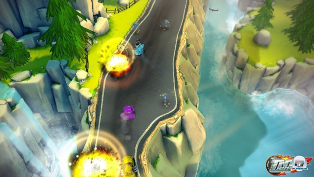 Screenshot - TNT Racers (Wii_U)