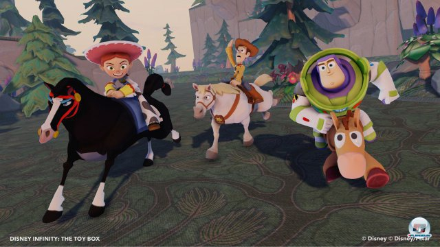 Screenshot - Disney Infinity (360) 92470841