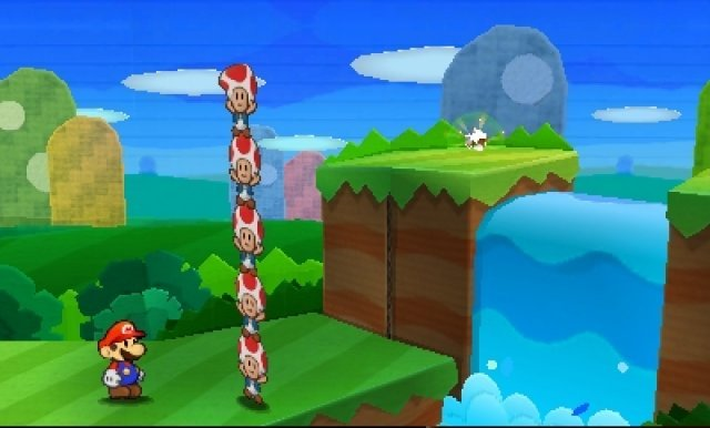 Screenshot - Paper Mario: Sticker Star (3DS) 92410537