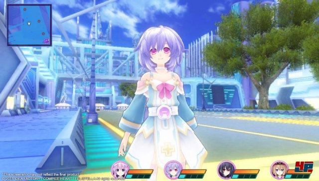 Screenshot - Hyperdimension Neptunia Re;Birth 3: V Century (PS_Vita) 92499338