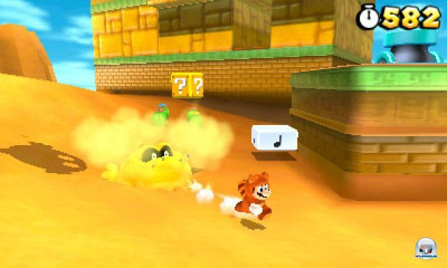 Screenshot - Super Mario 3D Land (3DS) 2280217