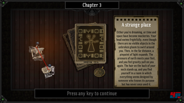 Screenshot - Lovecraft's Untold Stories (PC) 92581762