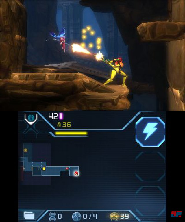 Screenshot - Metroid: Samus Returns (3DS) 92550508