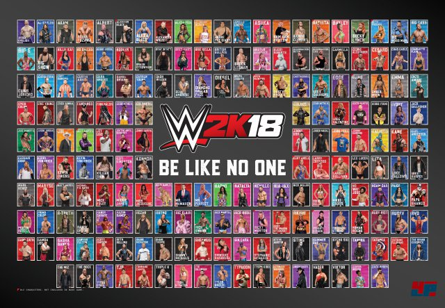 Screenshot - WWE 2K18 (PC) 92554710