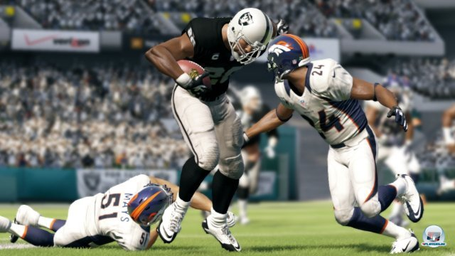 Screenshot - Madden NFL 13 (Wii_U)