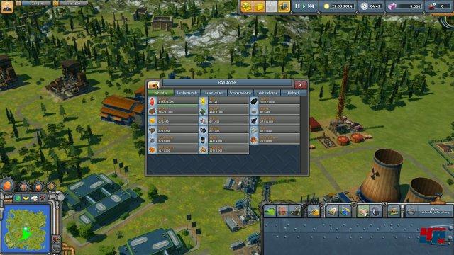 Screenshot - Der Planer: Industrie Imperium (PC)