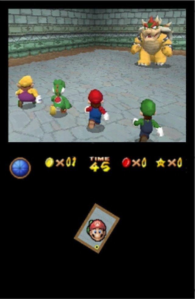 Screenshot - Super Mario 64 DS (NDS)