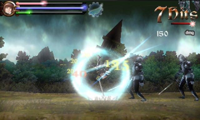 Screenshot - AeternoBlade (3DS) 92478523