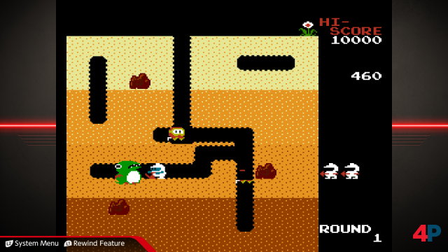 Screenshot - Namco Museum Archives Volume 1 2 (PS4) 92616964