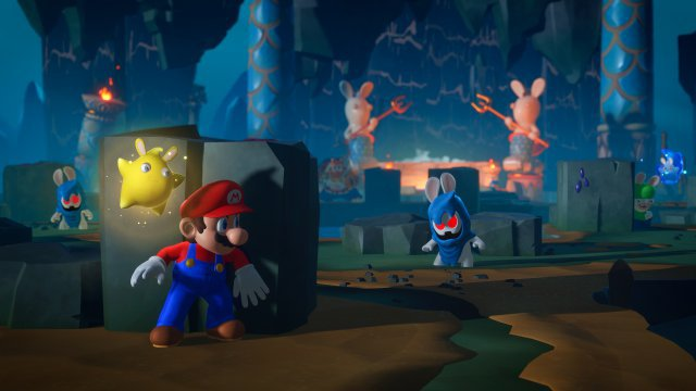 Screenshot - Mario   Rabbids Sparks of Hope (Switch)