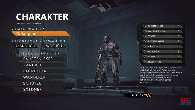 Screenshot - Immortal: Unchained (PS4)