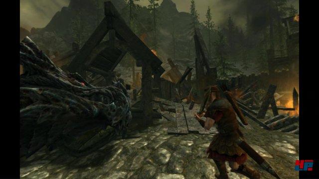 Screenshot - The Elder Scrolls 5: Skyrim VR (PlayStationVR) 92555815