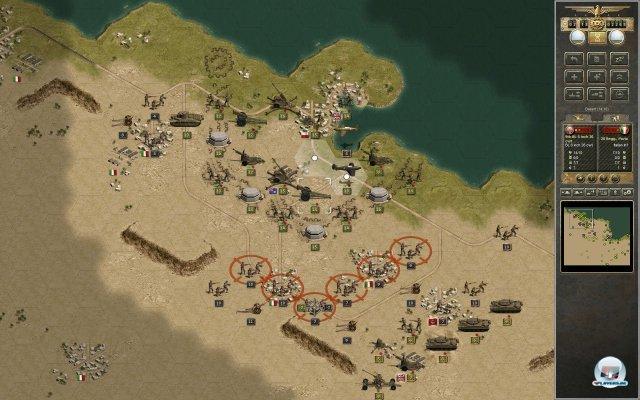 Screenshot - Panzer Corps: Afrika Korps (PC) 92422302