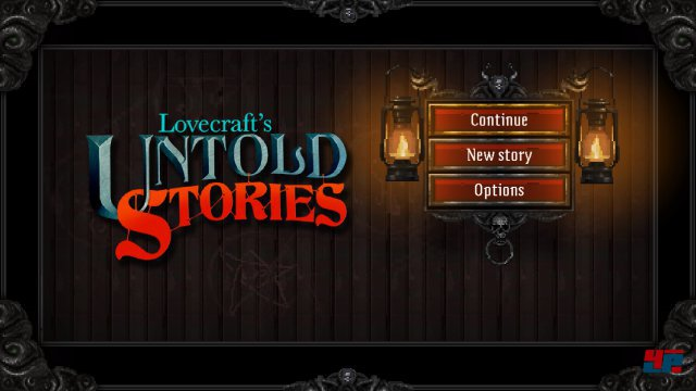 Screenshot - Lovecraft's Untold Stories (PS4) 92587554