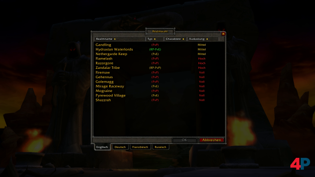 Screenshot - World of WarCraft Classic (Mac) 92594956