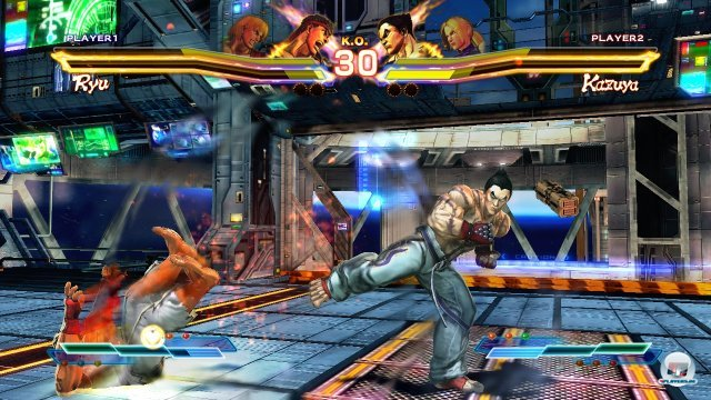 Screenshot - Street Fighter X Tekken (360) 2301767