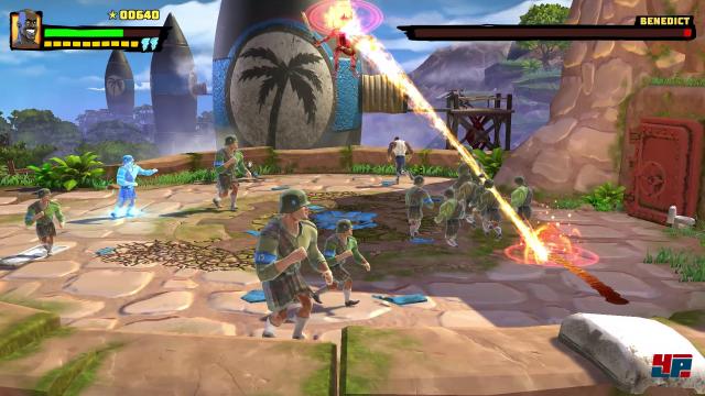 Screenshot - Shaq Fu: A Legend Reborn (PS4) 92569402