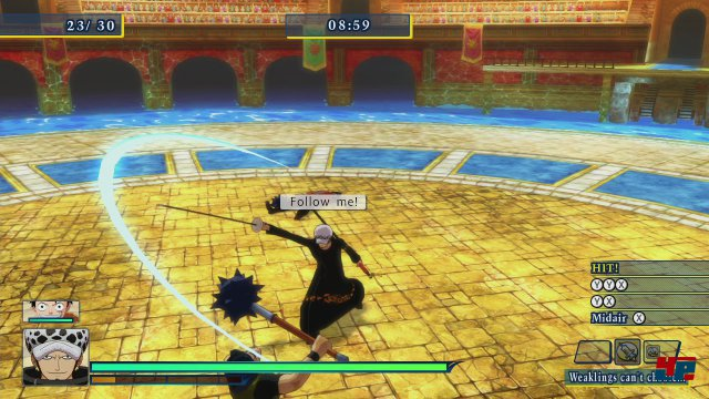 Screenshot - One Piece: Unlimited World Red (PlayStation3) 92484345