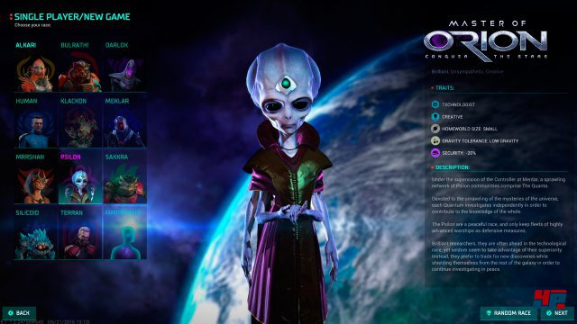 Screenshot - Master of Orion (PC) 92528621
