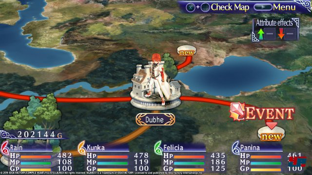 Screenshot - Record of Agarest War Mariage (PC) 92581845