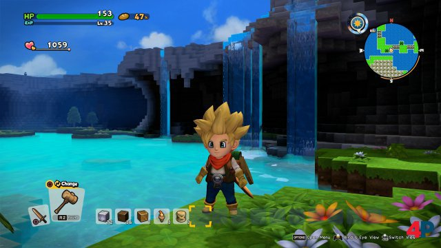 Screenshot - Dragon Quest Builders 2 (PS4) 92592281