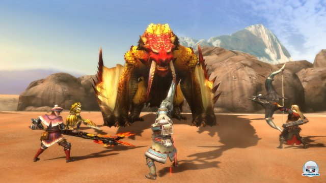 Screenshot - Monster Hunter 3 Ultimate (Wii_U) 92452277