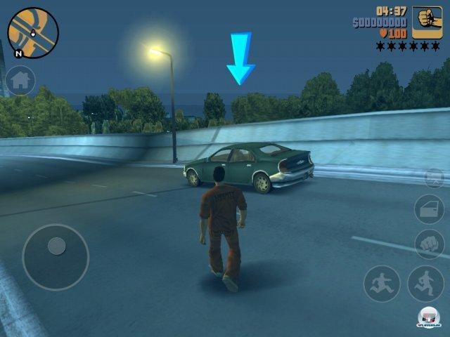 Screenshot - Grand Theft Auto III (iPad) 2299452