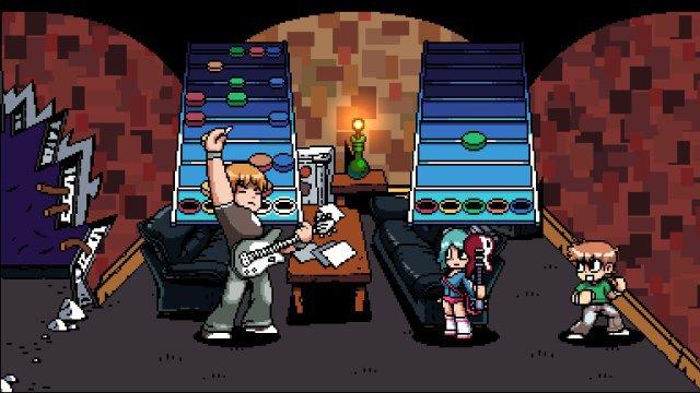 Screenshot - Scott Pilgrim vs. the World: Das Spiel (PS4) 92632627