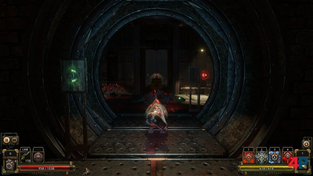 Screenshot - Vaporum: Lockdown (PC) 92622911