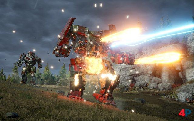 Screenshot - MechWarrior 5: Mercenaries (PC) 92602657