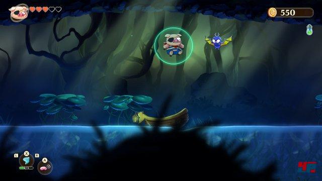 Screenshot - Monster Boy und das Verfluchte Königreich (PC)