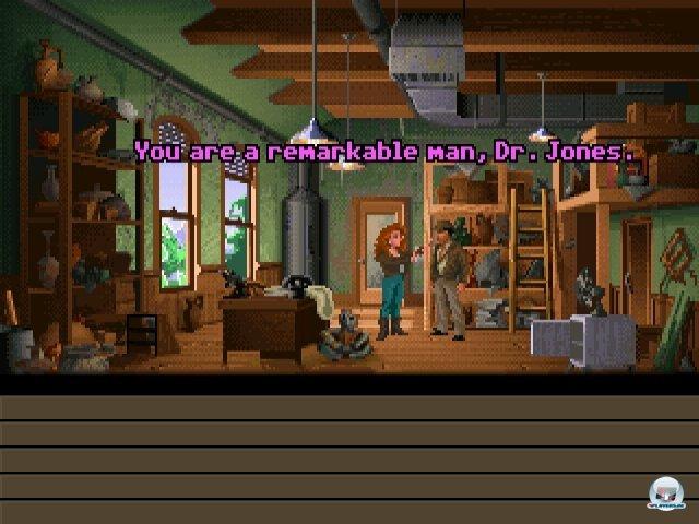 Screenshot - Indiana Jones and the Fate of Atlantis (PC) 2283552