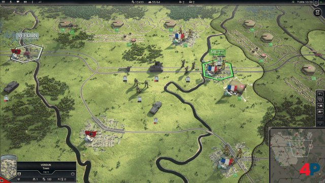 Screenshot - Panzer Corps 2 (PC) 92604471