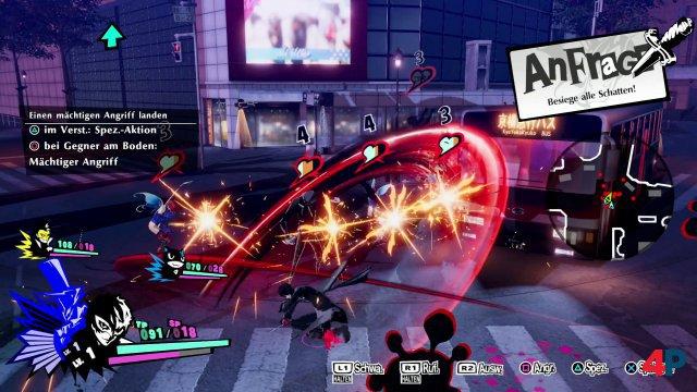 Screenshot - Persona 5 Strikers (PS4) 92634826