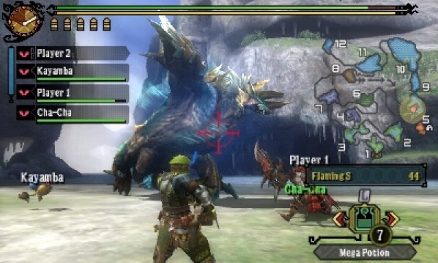 Screenshot - Monster Hunter 3 Ultimate (3DS) 92422542