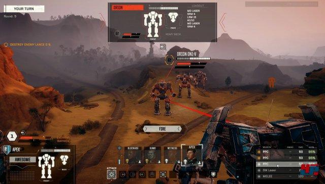 Screenshot - BattleTech (PC) 92547176