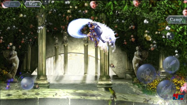 Screenshot - Valkyrie Profile: Lenneth (Android)