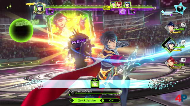 Screenshot - Tokyo Mirage Sessions #FE (Switch) 92604241
