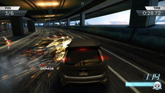Screenshot - Need for Speed: Most Wanted (iPhone) 92418177